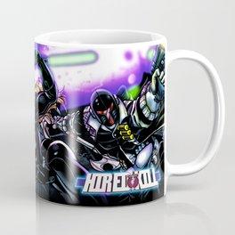 Hired Kill: Group Poster Coffee Mug