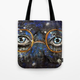 Gatsby Eyes Tote Bag