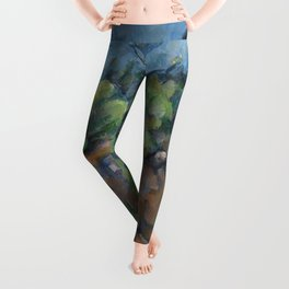 Quarry at Bibémus Leggings