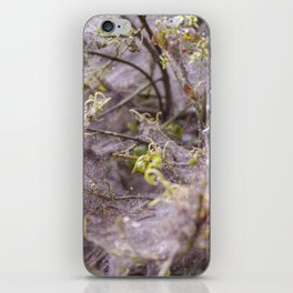 Network of nature iPhone Skin
