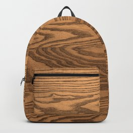 Wood 4 Backpack
