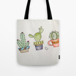 Happy life Simple life Tote Bag