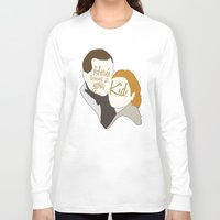 casablanca Long Sleeve T-shirts featuring Casablanca by Swell Dame