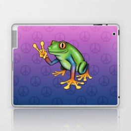 Peace Frog Laptop & iPad Skin