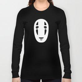Minimal Cinema - Kaonashi/Spirited Away Long Sleeve T-shirt