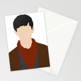 Young Warlock Stationery Cards