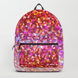 Mosaic Sparkley Texture G148 Backpack