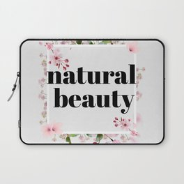NATURAL BEAUTY Laptop Sleeve