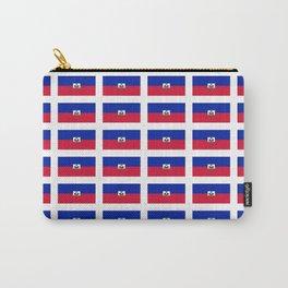 Flag of Haiti-haitan,haitien,port aux princes,cap haitien,carrefour,antilles. Carry-All Pouch