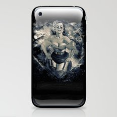Space Breaker iPhone & iPod Skin