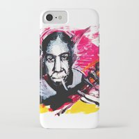 allyson johnson iPhone & iPod Cases featuring Robert Johnson by Matteo Lotti