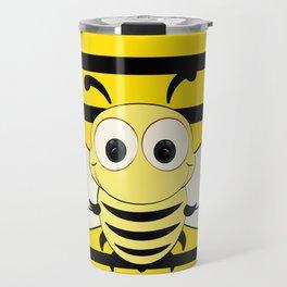 The Bee Travel Mug