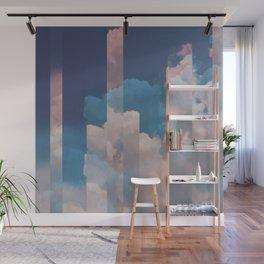 Abstract Sky Wall Mural
