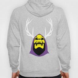 Skeletor Antlers Hoody