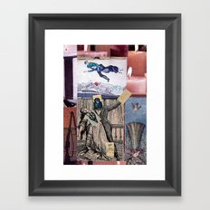 impermanence Framed Art Print