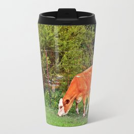 The Grass Is Greener on the Other Side Travel Mug