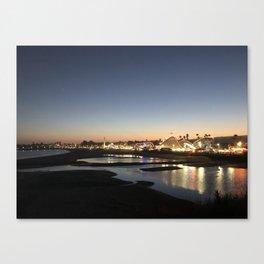 Evening Views Canvas Print