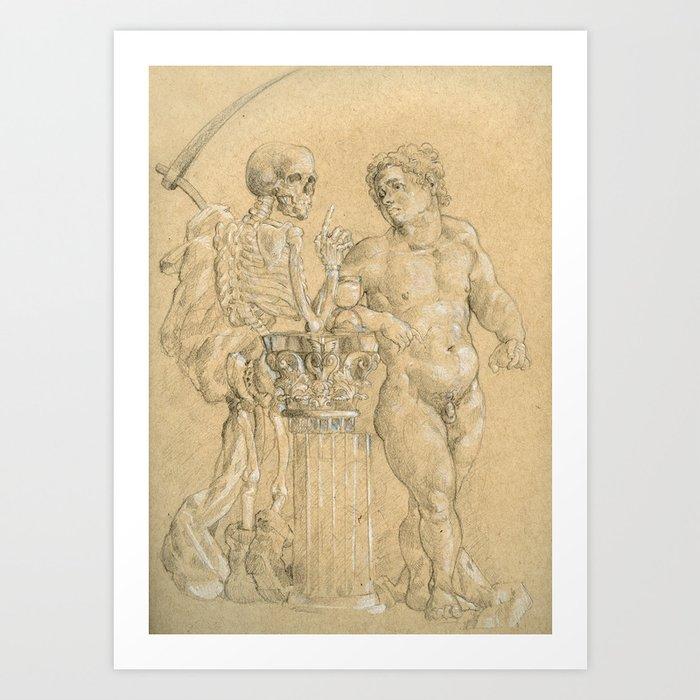 Kai Su, Teknon Art Print