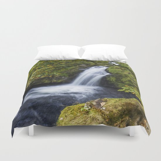 Only In My Dreams Duvet Cover
