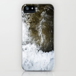 swallowed in the sea part 2 iPhone Case