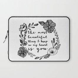 Beautiful Poppies Laptop Sleeve
