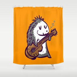headgehog Shower Curtain