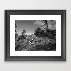 Phantom Limb Framed Art Print
