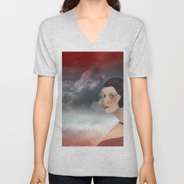 dreamtime -a- Unisex V-Neck
