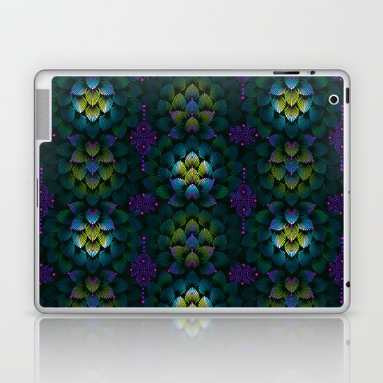 Variations on A Feather IV - Stars Aligned (Primeval Edition) Laptop & iPad Skin