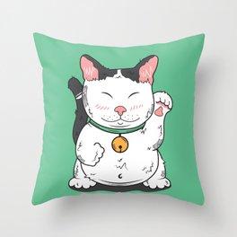 Kawaii Cain Throw Pillow