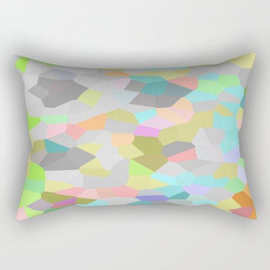 Crystallize 9 Rectangular Pillow