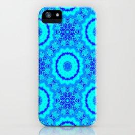 Berry Blue iPhone Case