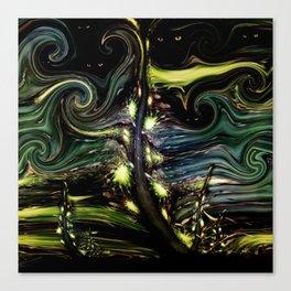 Lysergic Canvas Print
