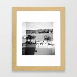 Bonn Spazieren II Framed Art Print