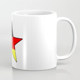 Flag of Germany 4 Coffee Mug