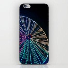 Downtown Waco Fair-pt.3 iPhone Skin