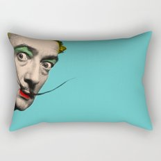 Salvador Dali Rectangular Pillow