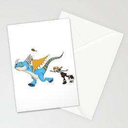 Hungry Stormfly Stationery Cards