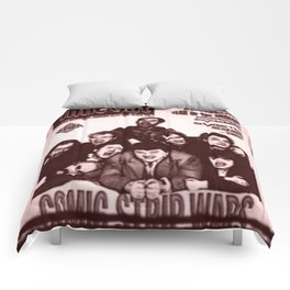Some Comic Strip Wars Comforters