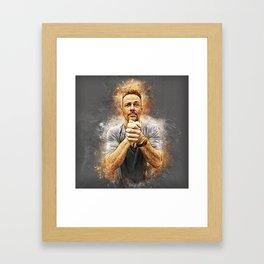 Earnestly Flanery Framed Art Print