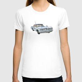 Old Pontiac T-shirt