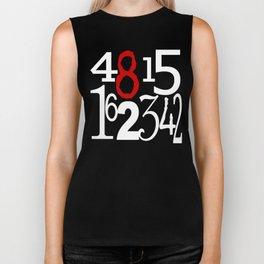 Number 65 Biker Tank