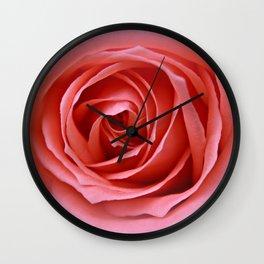 Pink Desire Wall Clock