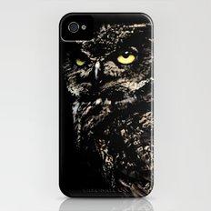 Owl Slim Case iPhone (4, 4s)
