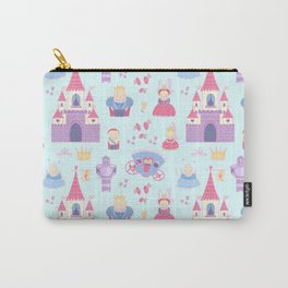 Fairytale Royal Pattern Carry-All Pouch