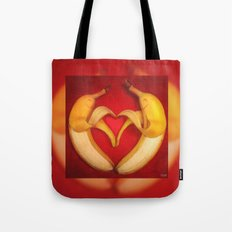 Banana Love Tote Bag