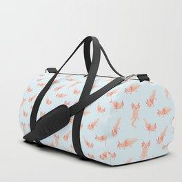 axolotl Duffle Bag