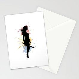 wonder.woman v1 Stationery Cards
