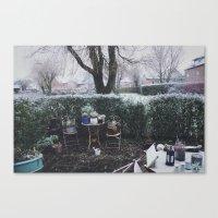 denmark Canvas Prints featuring Denmark by mypictureatlas