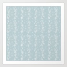 Winter Print Art Print